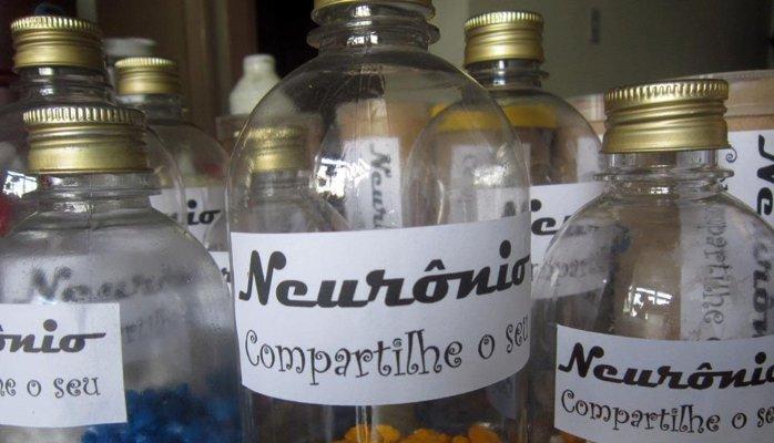 Neurônio, compartilhe!